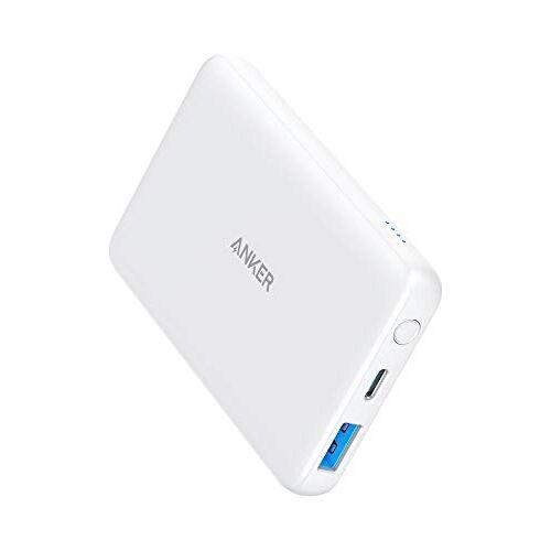 Anker PowerCore III 5000 モバイルバッテリー ホワイト_0