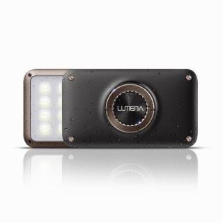 LEDランタン LUMENA(ルーメナー)2 防塵・防水 IP67 メタルブラウン【10月下旬】