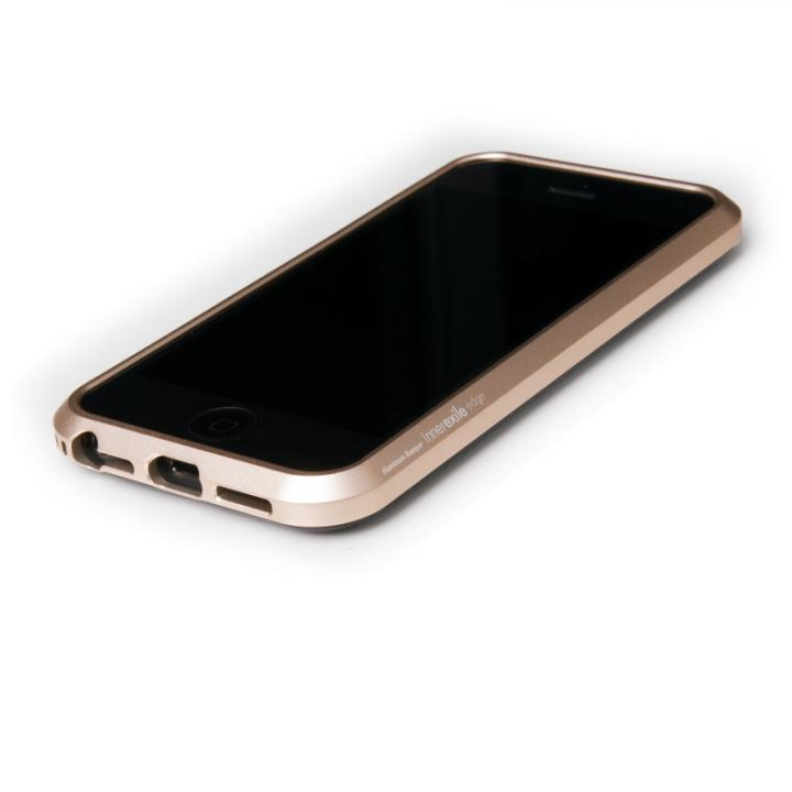 innerexile Edge for iPhone 5/5s Gold 送料無料