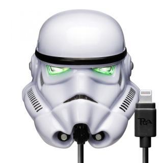 STAR WARS LightningコネクタAC充電器 2.1A ストームトルーパー