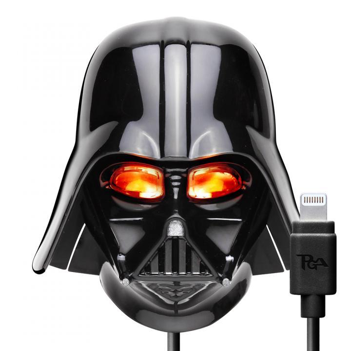 STAR WARS LightningコネクタAC充電器 2.1A ダースベイダー