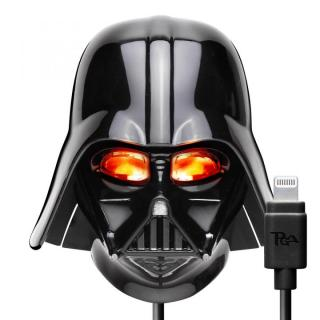 【3月中旬】STARWARS LightningコネクタAC充電器 2.1A ダースベイダー