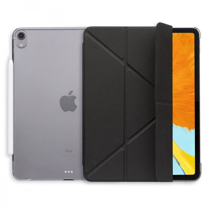 TORRIO Plus ケース ブラック 11インチ iPad Pro 2018_0