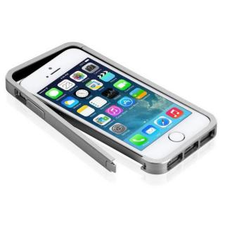 Just Mobile AluFrame for iPhone 5s/5 シルバー