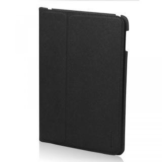 LeatherLook Classic iPad Air Milan Black