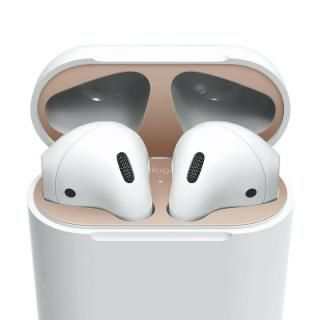 elago AirPods DUST GUARD for AirPods Matte Rose Gold
