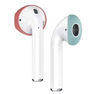 elago Secure Fit for AirPods Italian Rose/Coral Blue