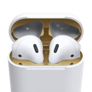 elago AirPods DUST GUARD for AirPods Gold