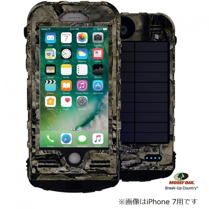 iPhone8 Plus/7 Plus ケース 防水防塵耐衝撃ソーラーパネル付バッテリーケース SLエクストリーム8 iPhone 8 Plus/7 Plus_0