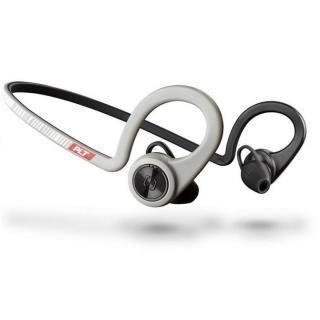 Bluetooth ワイヤレスヘッドセット BackBeat Fit (New) グレー