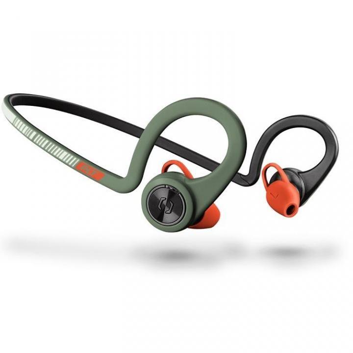 Bluetooth ワイヤレスヘッドセット BackBeat Fit (New) グリーン