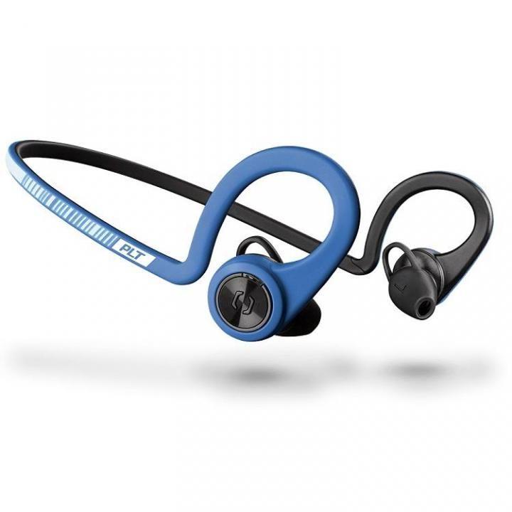 Bluetooth ワイヤレスヘッドセット BackBeat Fit (New) ブルー