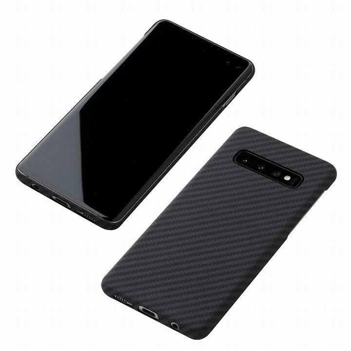 Ultra Slim & Light Case DURO for Galaxy S10プラス マットブラック_0
