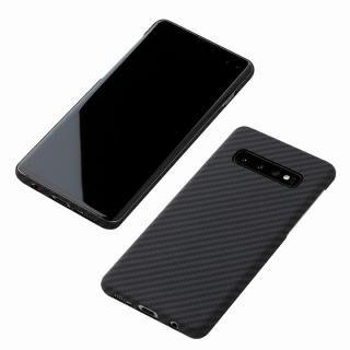 Ultra Slim & Light Case DURO for Galaxy S10プラス マットブラック【4月中旬】