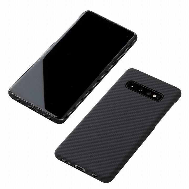 Ultra Slim & Light Case DURO for Galaxy S10 マットブラック_0