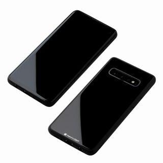 Hybrid Case Etanze for Galaxy S10 ブラック