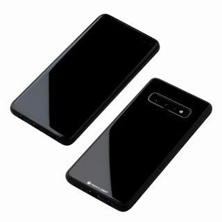 Hybrid Case Etanze for Galaxy S10プラス ブラック【4月中旬】