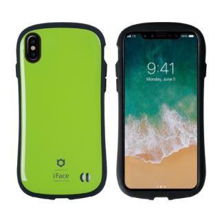 iPhone X ケース iFace First Classケース グリーン iPhone X