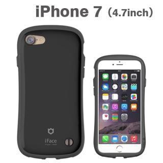 iface First Classケース ブラック iPhone 8/7