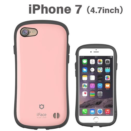 iPhone8/7 ケース iface First Classケース ベビーピンク iPhone 8/7_0