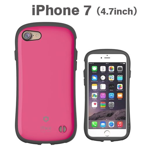 iPhone8/7 ケース iface First Classケース ホットピンク iPhone 8/7_0