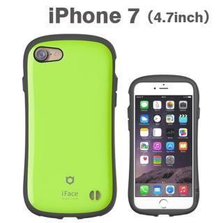 iPhone8/7 ケース iface First Classケース グリーン iPhone 8/7