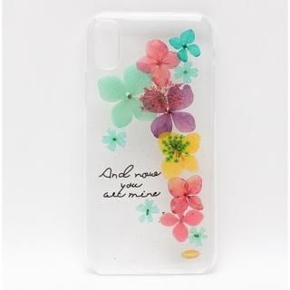 ONLY ONE 真花ケース Will iPhone X