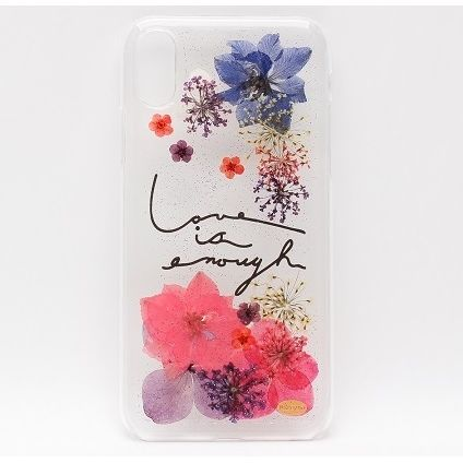 iPhone X ケース ONLY ONE 真花ケース Delil iPhone X_0
