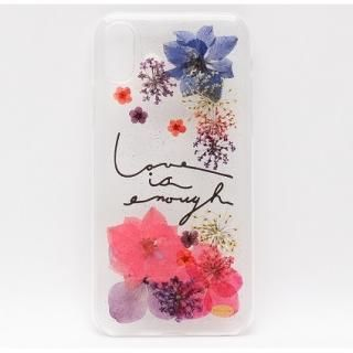 ONLY ONE 真花ケース Delil iPhone X