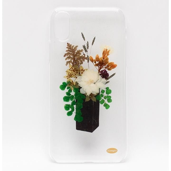 iPhone X ケース ONLY ONE 真花ケース Flower Pot iPhone X_0