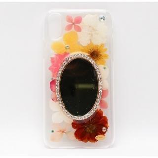 【iPhone Xケース】ONLY ONE 真花ケース Sreenia iPhone X