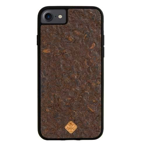 iPhone8/7/6s/6 ケース MMORE  エムモア・オルガニカケース Coffee iPhone 8/7/6s/6_0