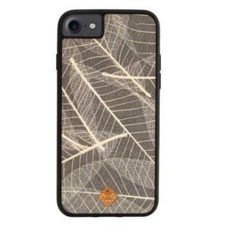 【iPhone8/7/6s/6ケース】MMORE  エムモア・オルガニカケース Skeleton Leaves iPhone 8/7/6s/6