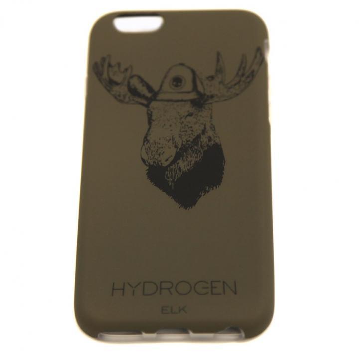 【iPhone6ケース】HYDROGEN ハードケース ELK iPhone 6_0
