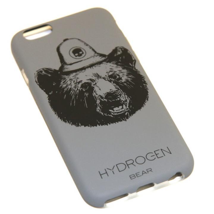 【iPhone6ケース】HYDROGEN ハードケース BEAR iPhone 6_0