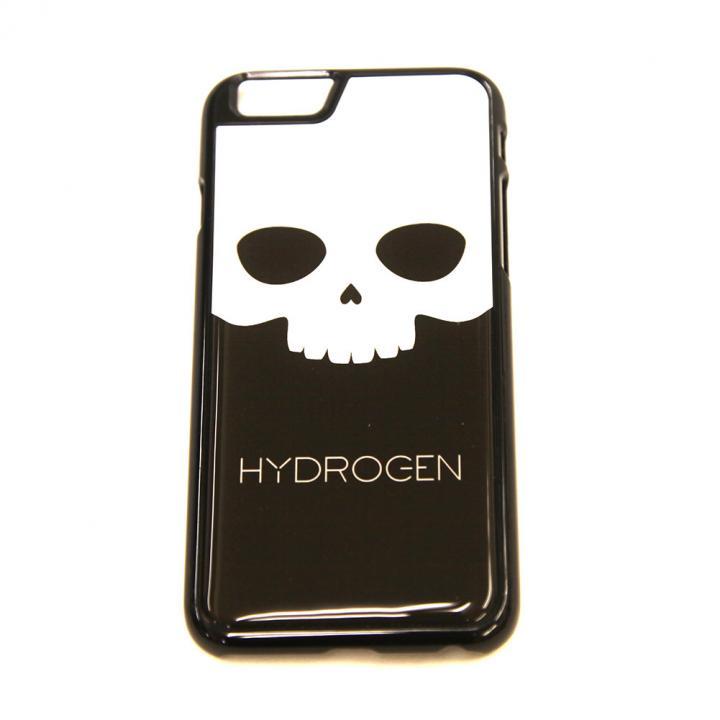 【iPhone6ケース】HYDROGEN ハードケース WHITE iPhone 6_0