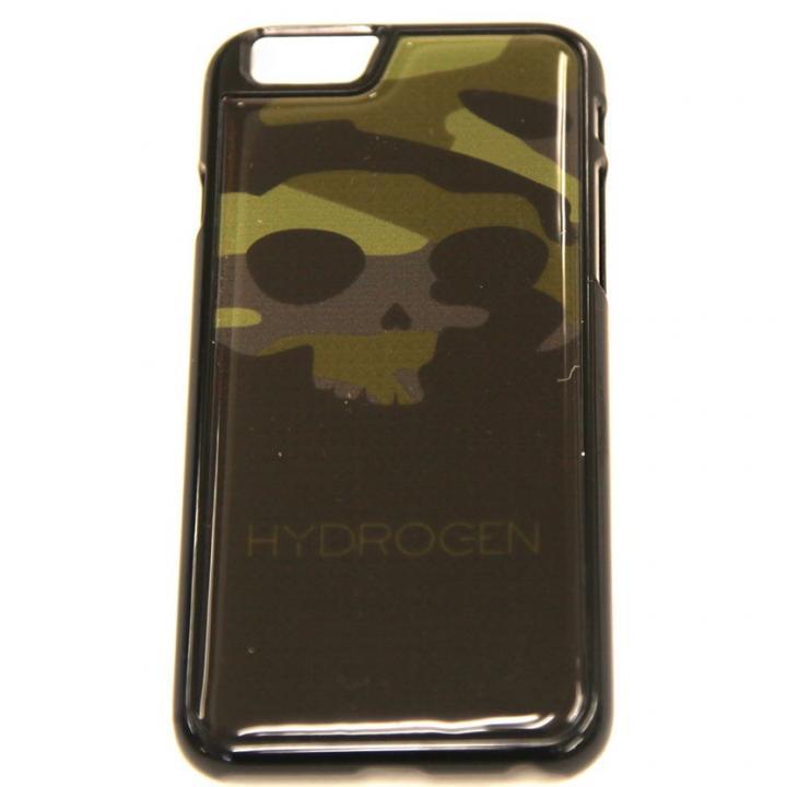 【iPhone6ケース】HYDROGEN ハードケース CAMO iPhone 6_0