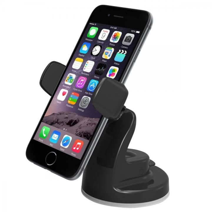 iOttie Easy View 2 Universal Car Mount Holder ブラック