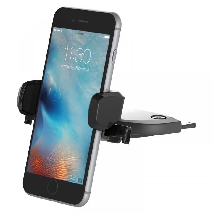 iOttie Easy One Touch Mini CD Slot Universal Car Mount Holder
