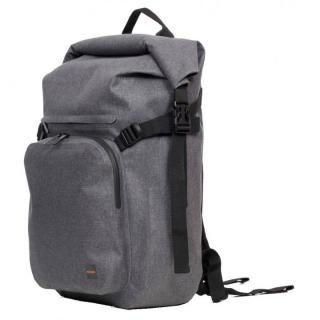 KNOMO Hamilton Backpack 15 Roll top グレイ