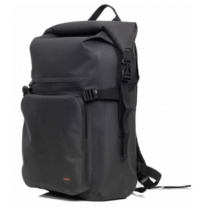 KNOMO Hamilton Backpack 15 Roll top ブラック【12月上旬】_0