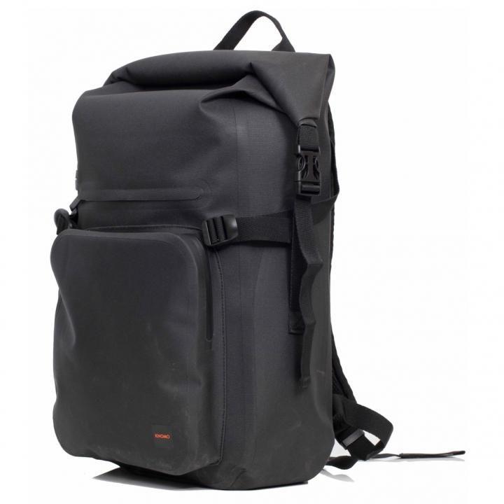 KNOMO Hamilton Backpack 15 Roll top ブラック