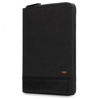 KNOMO KNOMAD Zip Folio Organizer 10 Black【3月下旬】