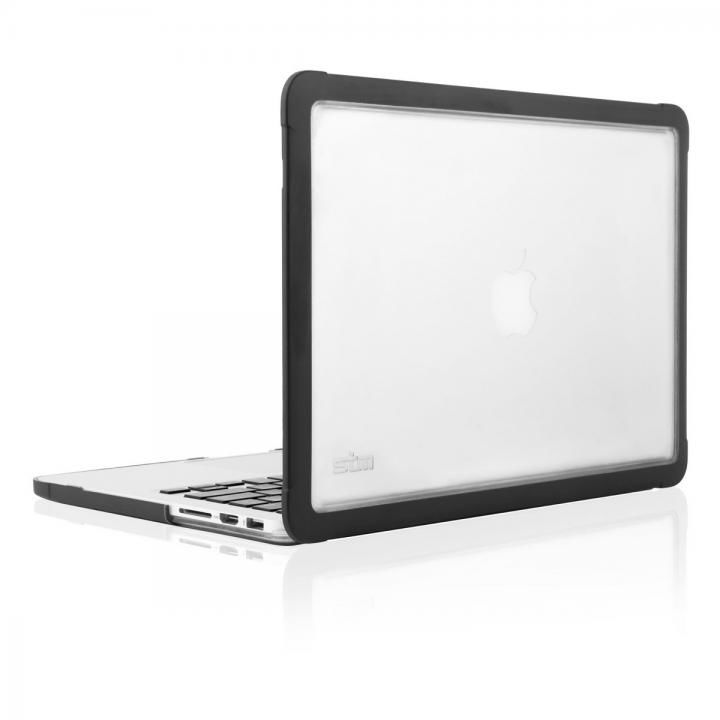 STM dux for Macbook Pro 13インチ ブラック_0