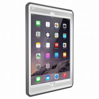 【2月下旬】Touch ID対応 耐衝撃ケース OtterBox Defender グレイ iPad Air 2