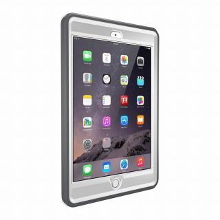 Touch ID対応 耐衝撃ケース OtterBox Defender グレイ iPad mini/2/3