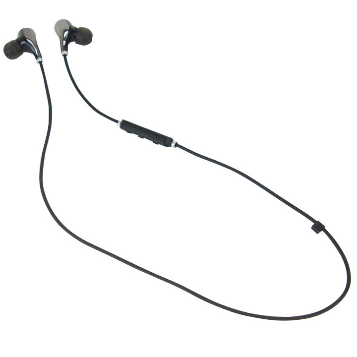 [2017夏フェス特価]Bluetooth ワイヤレスヘッドセット BTH093 ブラック【7月下旬】