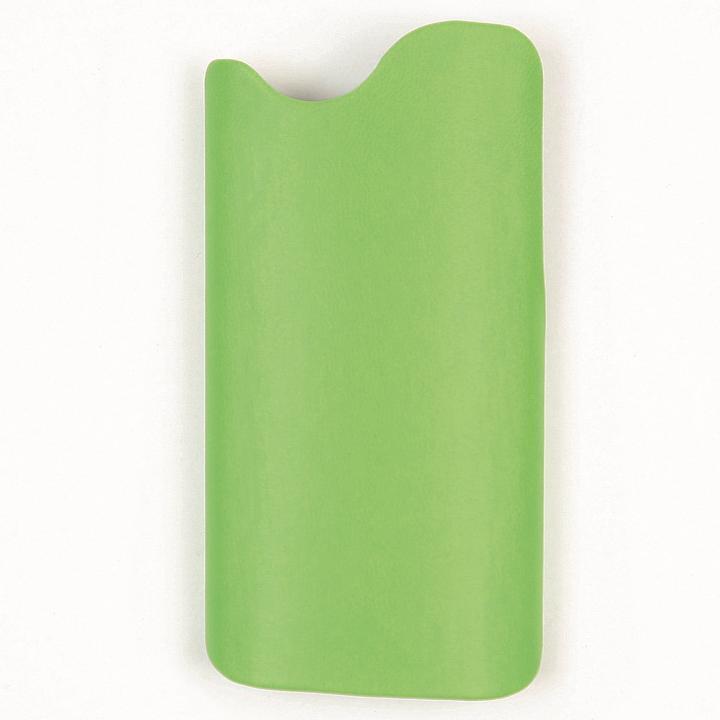 iPhone 5s/5c/5 MC003-LGN モバイルラップ ライトグリーン