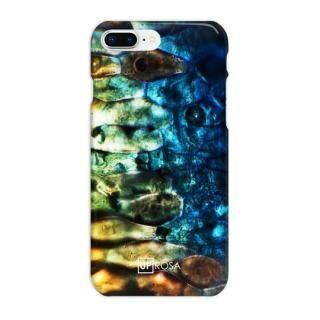 iPhone8 Plus ケース UPROSA 背面ケース Amarillis iPhone 8 Plus