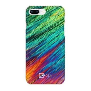 iPhone8 Plus ケース UPROSA 背面ケース Aqua Regia iPhone 8 Plus